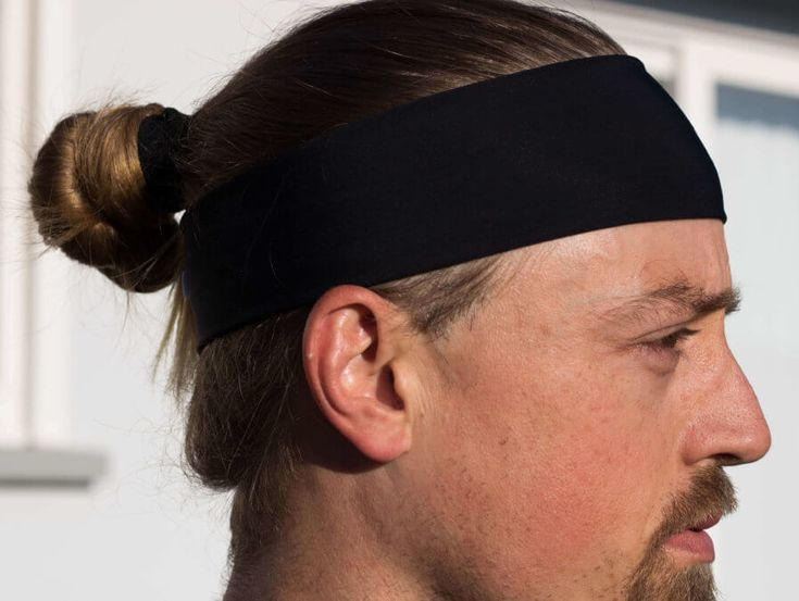 Stick the headband to style your hair in 2020 Dying your