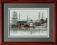 "Gallery.ru / Marishehca - Альбом ""Design Connections - Misty Harbor"""