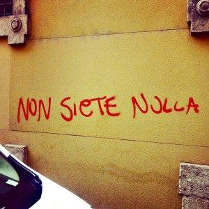 Star Walls - Scritte sui muri. — Misantropia