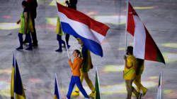 In Rio de Janeiro zijn de 28ste Olympische Zomerspelen officieel afgesloten. Sanne Wevers droeg de Nederlandse vlag Maracanã binnen.