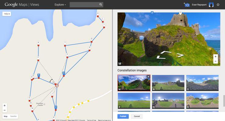 Η Google επιτρέπει στους χρήστες να δημιουργήσουν χάρτες στο Street View με φωτογραφικές μηχανές Photo Sphere ή DSLR  -  H εμπειρία του Google Street View έχει βελτιωθεί και η εταιρεία ανακοίνωσε ότι οι τακτικοί χρήστες θα είναι πλέον σε θέση να δημιουργήσουν εξατομικευμένους χάρτες της