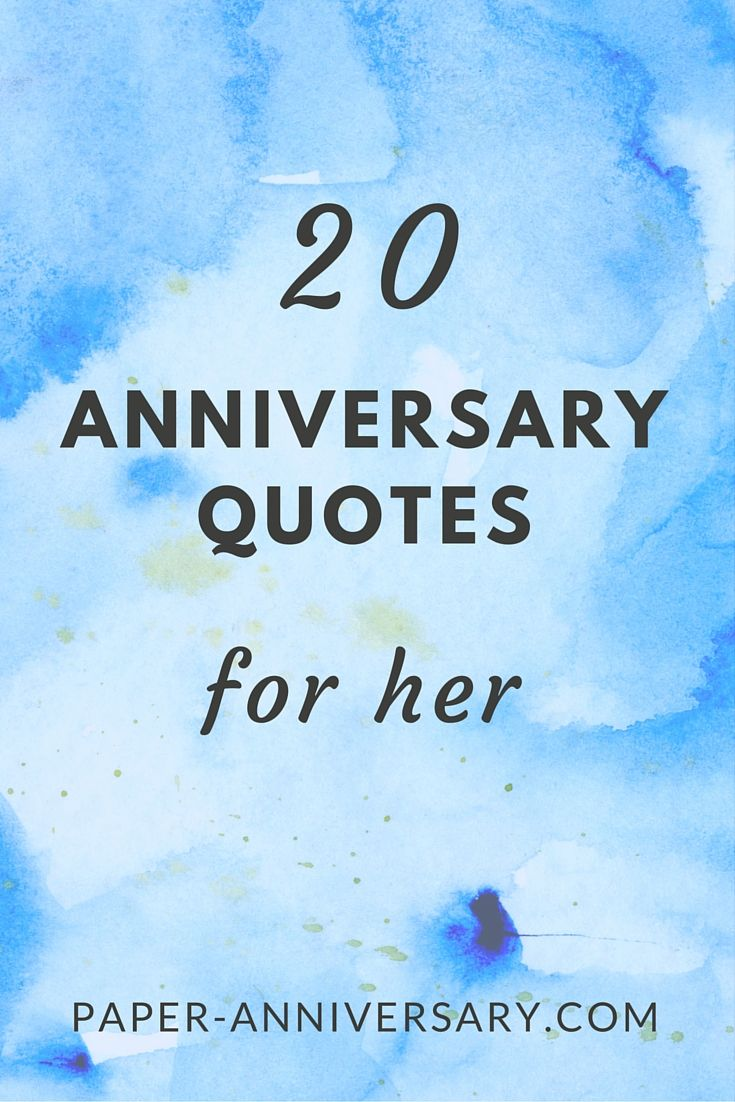 a long list of romantic anniversary quotes for her! saving these for my wife's anniversary card. #9 is my favorite...i'm always teasing my wife about her cute feet ;-) #anniversaryquotes