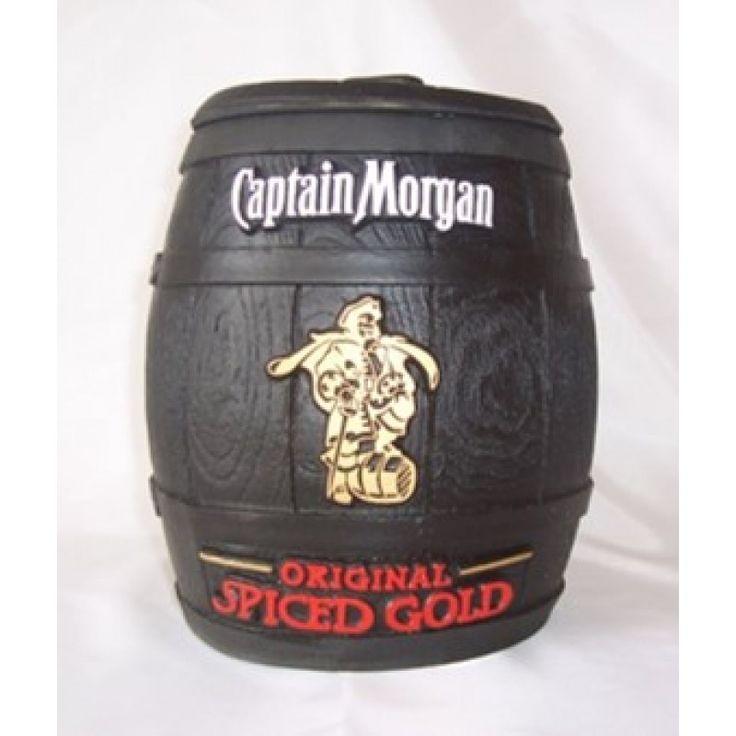 Buy Captain Morgan Spiced Gold Ice Bucket Bar Pub Denfor R389.00