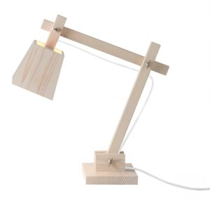 Bilde av Wood Desk Lamp Muuto