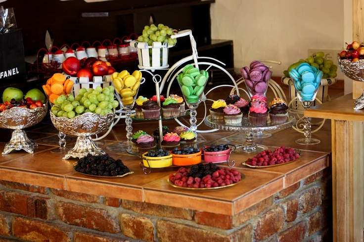 Daria Special - Chic Florist: candy bar tematic