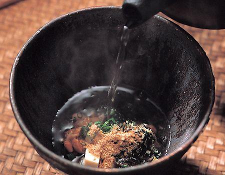 一杯味噌汁