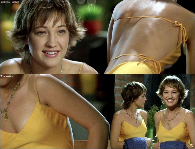 colleen haskell where is she now