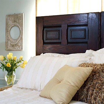 34 best old doors used as headboards images on pinterest