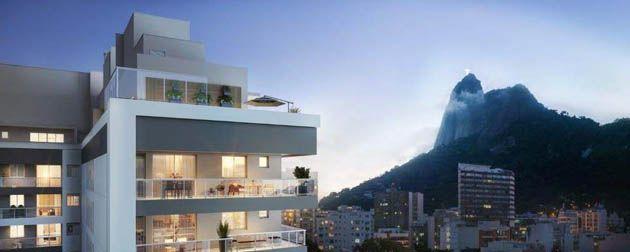 You Botafogo, Apartamentos 3 e 2 Quartos à Venda em Botafogo, Rua Real Grandeza, Zona Sul - RJ