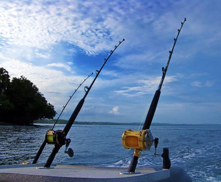 Deep Sea Fishing Rod
