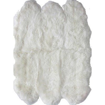 nuLOOM Sheepskin Collection Luxe Shag and Flokati Contemporary Hand Made Area Rug Sexto Pelt Natural >>> BEST VALUE BUY on Amazon-affiliate link #HandmadeRugs