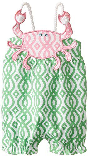 Mud Pie Baby-Girls Newborn Crab Rope Bubble Romper, Green, 0-6 Months Mud Pie http://www.amazon.com/dp/B00R7GLS9W/ref=cm_sw_r_pi_dp_YfCavb1ZTCH9W
