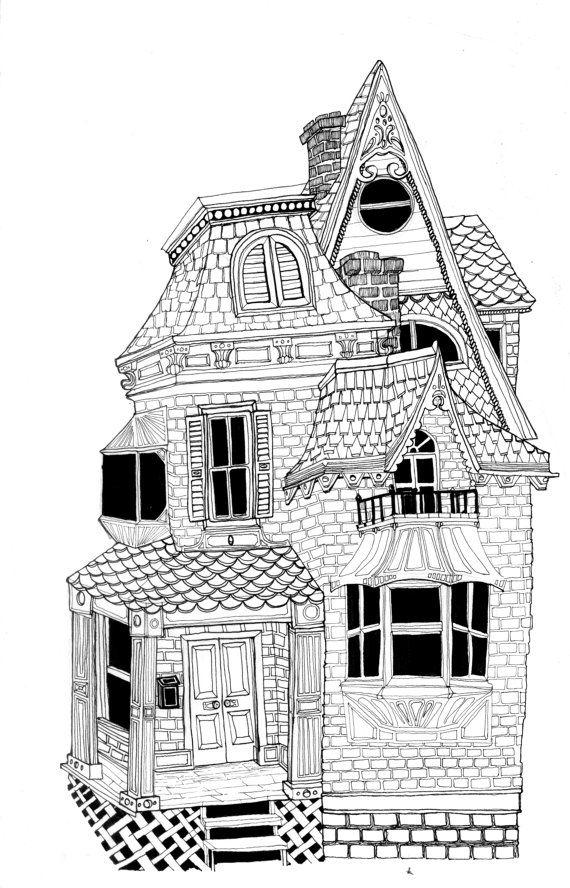 236 best zeichnen geb ude images on pinterest zeichnen architektur zeichnungen und skizzenb cher. Black Bedroom Furniture Sets. Home Design Ideas