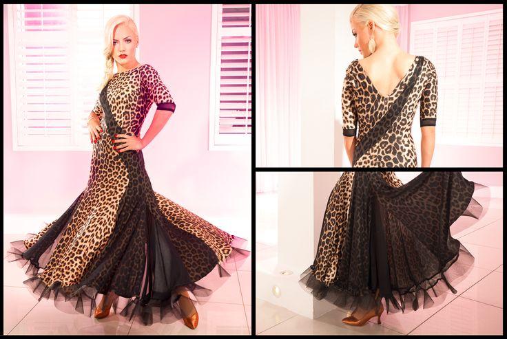 Tania Pandora Dress Animal