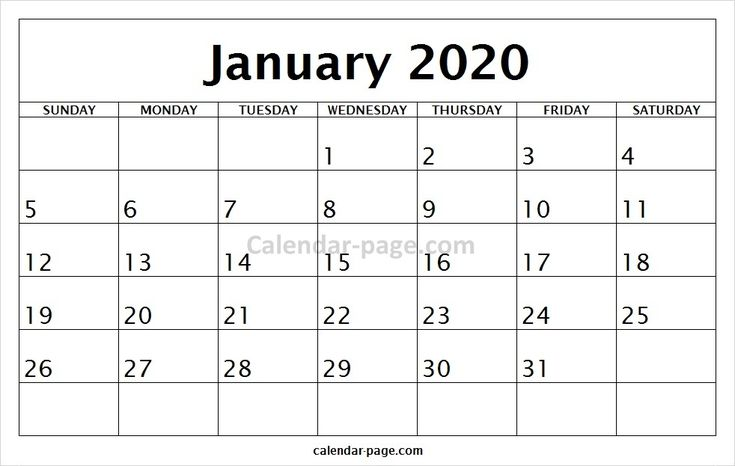 Get the best January Calendar 2020 and its free images from our website. We have shared weekly, monthly, and yearly calendars for all purposes (office work, school timetable, desktop calendar).