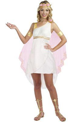 Goddess of Glam Teen Costume - $35.95 #halloween #costumes #greek #togaparty