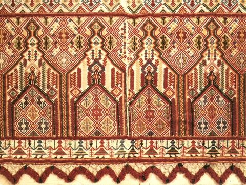 Cretan Textile Greek Textiles Amp Embroidery Fabric Art