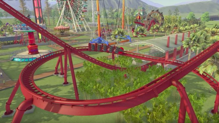 Building The Most Ridiculous Ride in Rollercoaster Tycoon World Rollercoaster Tycoon World is in Steam Early Access so we abused its extensive build system and made a giant rollercoaster disaster. April 01 2016 at 09:07PM  https://www.youtube.com/user/ScottDogGaming