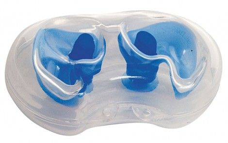 Silicone Molded Ear Plugs - Accessories - Swimming - Sport