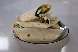 Gado gado wraps - Recept | 24Kitchen