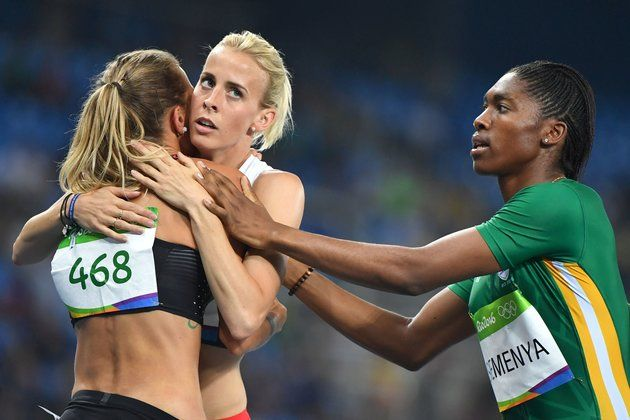 Lynsey Sharp Defends Caster Semenya Comments After Coming Sixth In Women's 800m…
