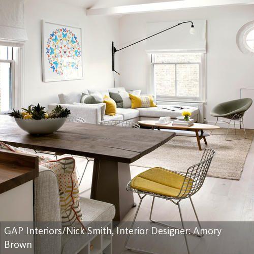 uncategorized : ehrfürchtiges wohnzimmer modern einrichten warme ...