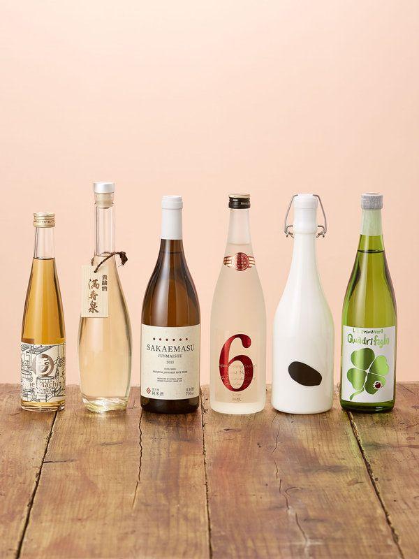 「日本酒って難しそう」と考えている初心者でも、こんな日本酒なら思わず手が伸びてしまいそう! ワイン感覚で味わえる「イマドキ日本酒」のなかから、モダンで美しい逸品をチョイス。デザイン重視派の人にも大喜びされそう!