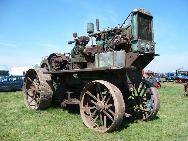McLaren ploughing engine diesel conversion | Flickr - Photo Sharing!