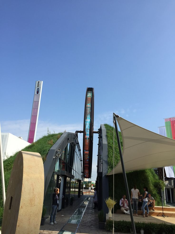 #Belarus at  #Expo2015
