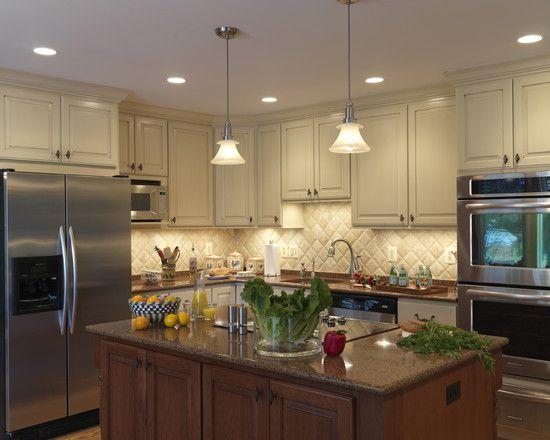 tumbled stone backsplash design pictures remodel decor and ideas page 21 - Stone Backsplash Ideas For Kitchen