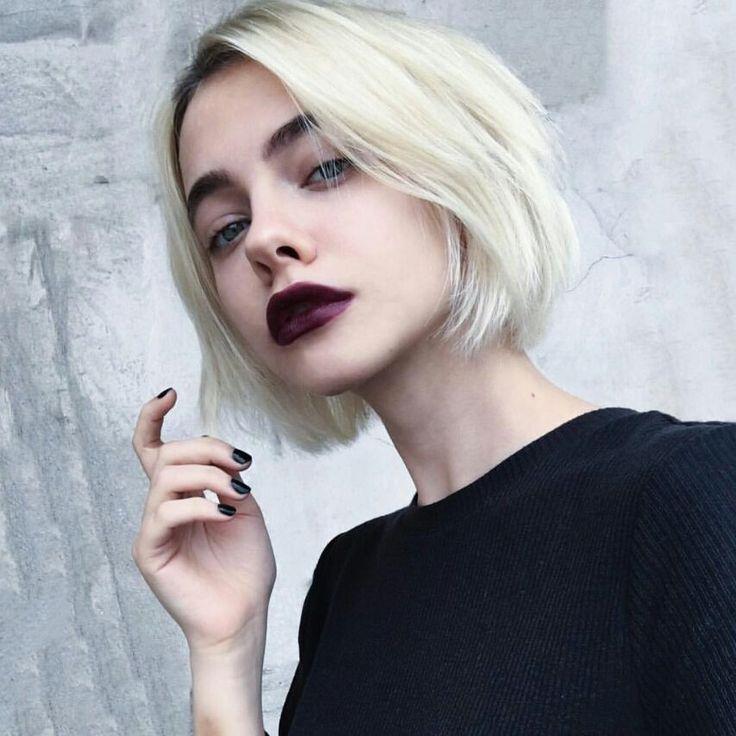 Hermos maquillaje para invierno