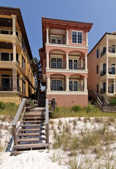 1000  ideas about destin beach house rentals on pinterest