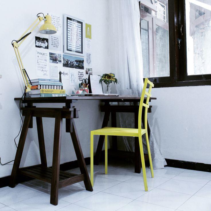 Bright workdesk