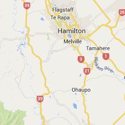 Hamilton - FCO. 7 Maui Street, Pukete, 3200. Ph: (07) 850 8432