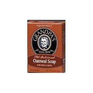 Grandpa's Old Fashioned Oatmeal Soap - 3.25 Oz, 6 pack by Grandpa's. Save 6 Off!. $25.37. The product is not eligible for priority shipping