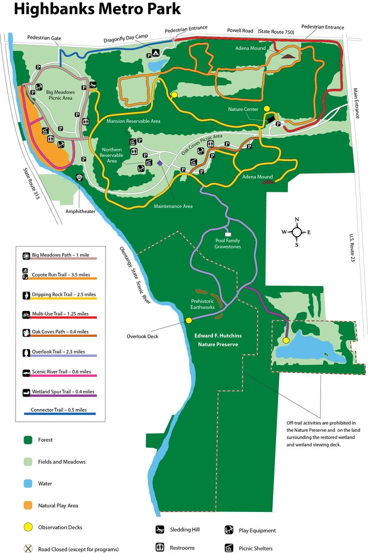 15 best Trail Maps images on Pinterest | Trail maps, Ohio and ...
