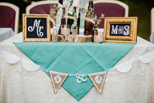 Handmade Lake Arrowhead Wedding: Abbygale + Nathan   Green Wedding Shoes Wedding Blog   Wedding Trends for Stylish + Creative Brides