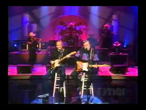 Merle Haggard / Johnny Paycheck - Old Violin.... So awesome, great job by merle!! Love them both, good ole country music!!!