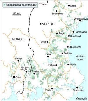 Skogsfinnar - Säsong 3 Alla är vi nysvenskar - Släktband | Sveriges Radio