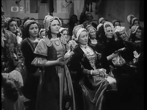 Počestné paní pardubické (1944) - celý film - YouTube
