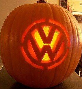 VW jackolantern