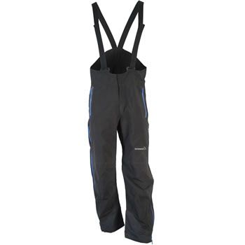 Pantalon Hombre SR-7048 Pantalón confeccionado en tela tricapa con elastano, de 10.000 c.a. y 8.000 de respirabilidad. Con dos bolsillos en el frente fusionados con cierres impermeables y forrados en velour para brindar calor en las manos. Cintura alta forrada en velour, para brindar mas calor y tiradores con elástico regulable. Posee cierres impermeables doble abertura en los laterales, que sirven para un mejor calce y a la vez de ventilación para poder regular la temperatura corporal.