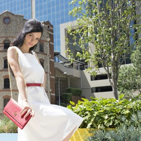 The city chic: the most stylish travel clutch wallet