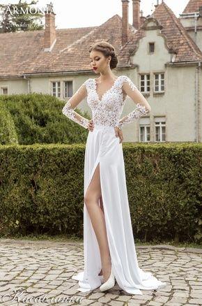 Свадебное платье с длинным рукавом Санкт-Петербург - TvoePlatye.ru