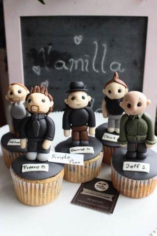 #Cupcakes #SimplePlan