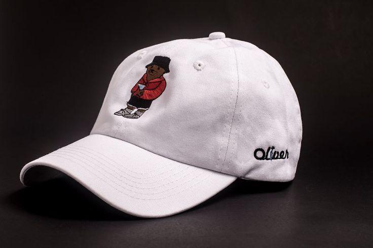 Drunk bear cap producida por la marca oliver.