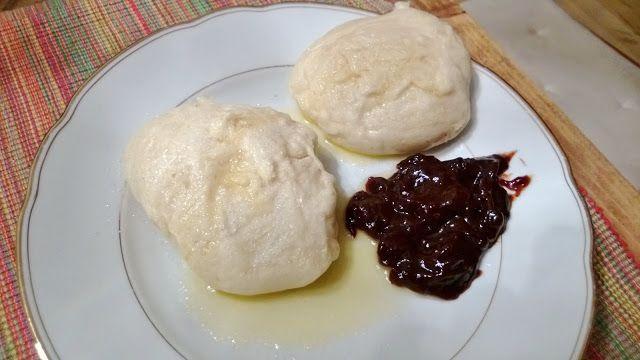 vegan-o-mania: Kuchen und Torten - polnische Dampfnudeln