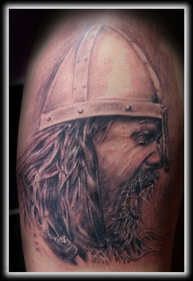 33 best small viking symbol tattoos images on pinterest for Small viking tattoos