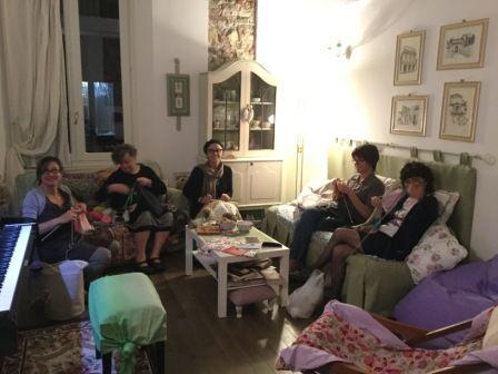 gruppo Musica e Maglia per #vivavittoria