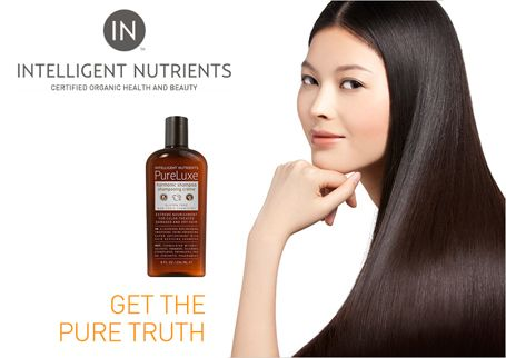 Sexy Natural Hair: Intelligent Nutrients' Smart Science